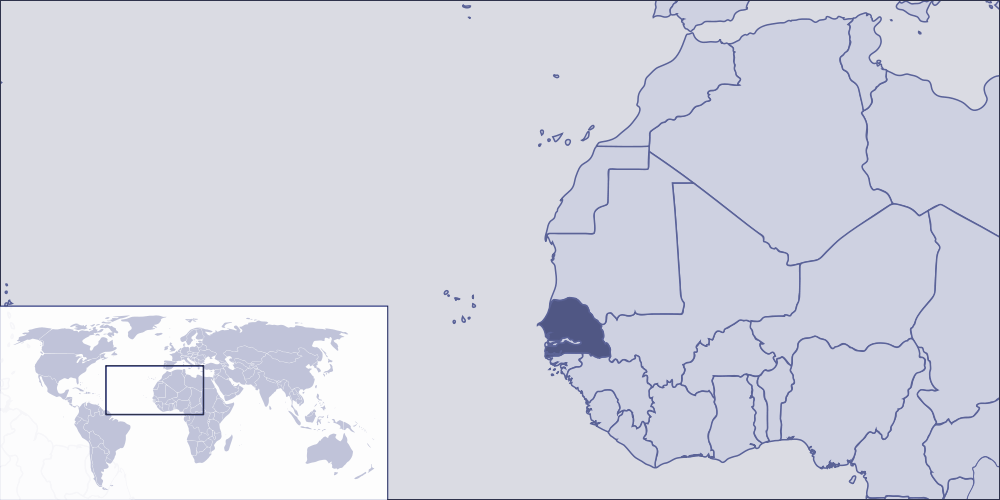 where_is_senegal_located